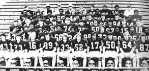 North Carolina state 4A football champs in the fall of 1971, the North Forsyth Vikings!